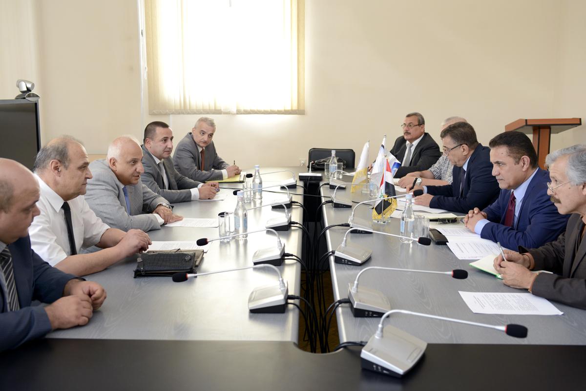 Ирак заинтересован в сотрудничестве с Арменией в телекоммуникационной сфере