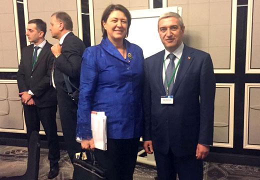 В апреле стартуют переговоры по присоединению Армении к договору о Европейской общей авиационной зоне