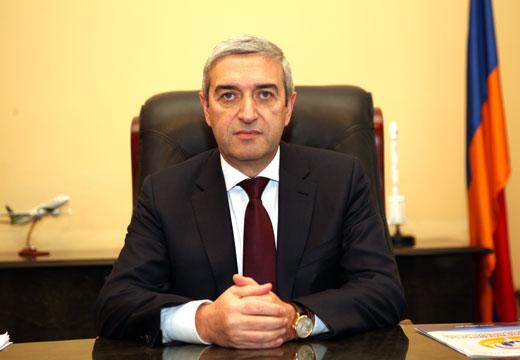 Делегация Министерства транспорта и связи Армении примет участие в экономическом форуме в Германии